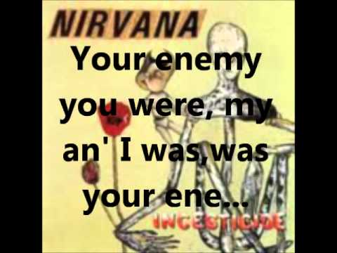 Nirvana ~ Hairspray Queen (Lyrics)