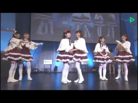 "Shukashu & Fururin ""Sexy Home Tutor"" skit segment - Aquors Winter MiniLive"