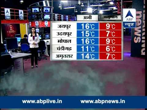 Mausam Live: 160 trains running late in country