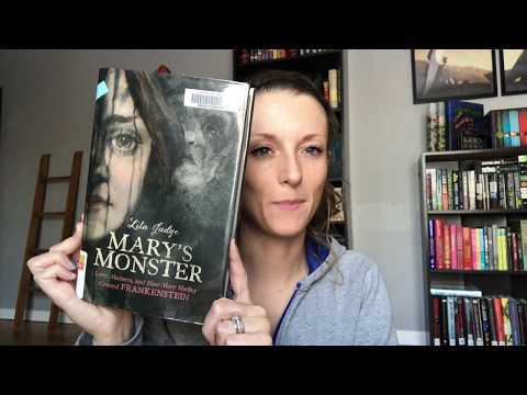 Mary's Monster by Lita Judge | Book Review