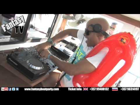 FANTASY BOAT PARTY AYIA NAPA CYPRUS TUESDAY 4TH JUNE 2013 from YouTube · Duration:  7 minutes 44 seconds