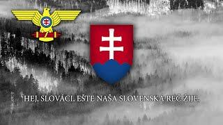 """National Anthem of Slovak State (1939-1945) - """"Hej, Slováci"""""""