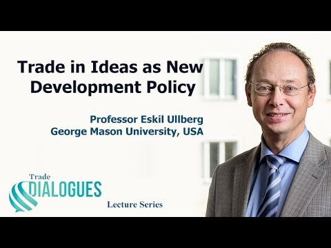 Trade Dialogues: Eskil Ullberg (full lecture)