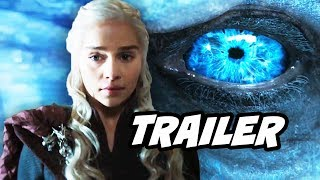 Game Of Thrones Season 7 Trailer Breakdown - King Jon Snow Daenerys and Cersei