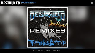 Destructo - Fucking Shit Up (4 On The Floor Rework) (Audio) (feat. Busta Rhymes)