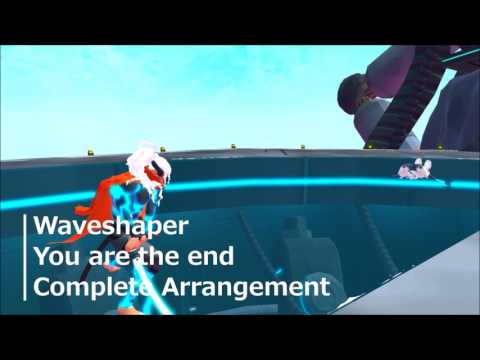 Furi Complete Arrangement: Waveshaper - You are the end/A Monster