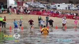 Lake of the Ozarks Polar Plunge 2014