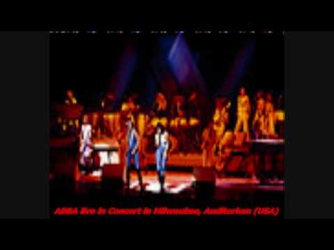 ABBA live in Concert in Milwaukee 1979 Auditorium USA 16 Eagle
