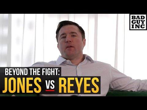 Is Dominick Reyes the most dynamic fighter Jon Jones has faced?
