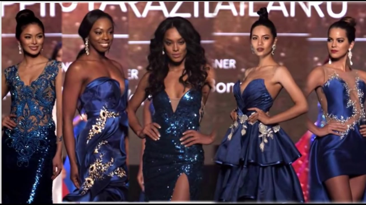 Miss Universe 2016/2017 - EVENING GOWN Miss Philippines & Miss ...