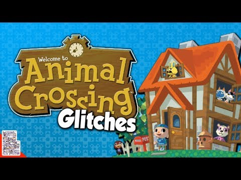 Glitches in Animal Crossing (GC) - Its All In Good Fun - Glitches With DPadGamer