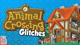 Escaping The Village - Glitches in Animal Crossing (GC) - DPadGamer