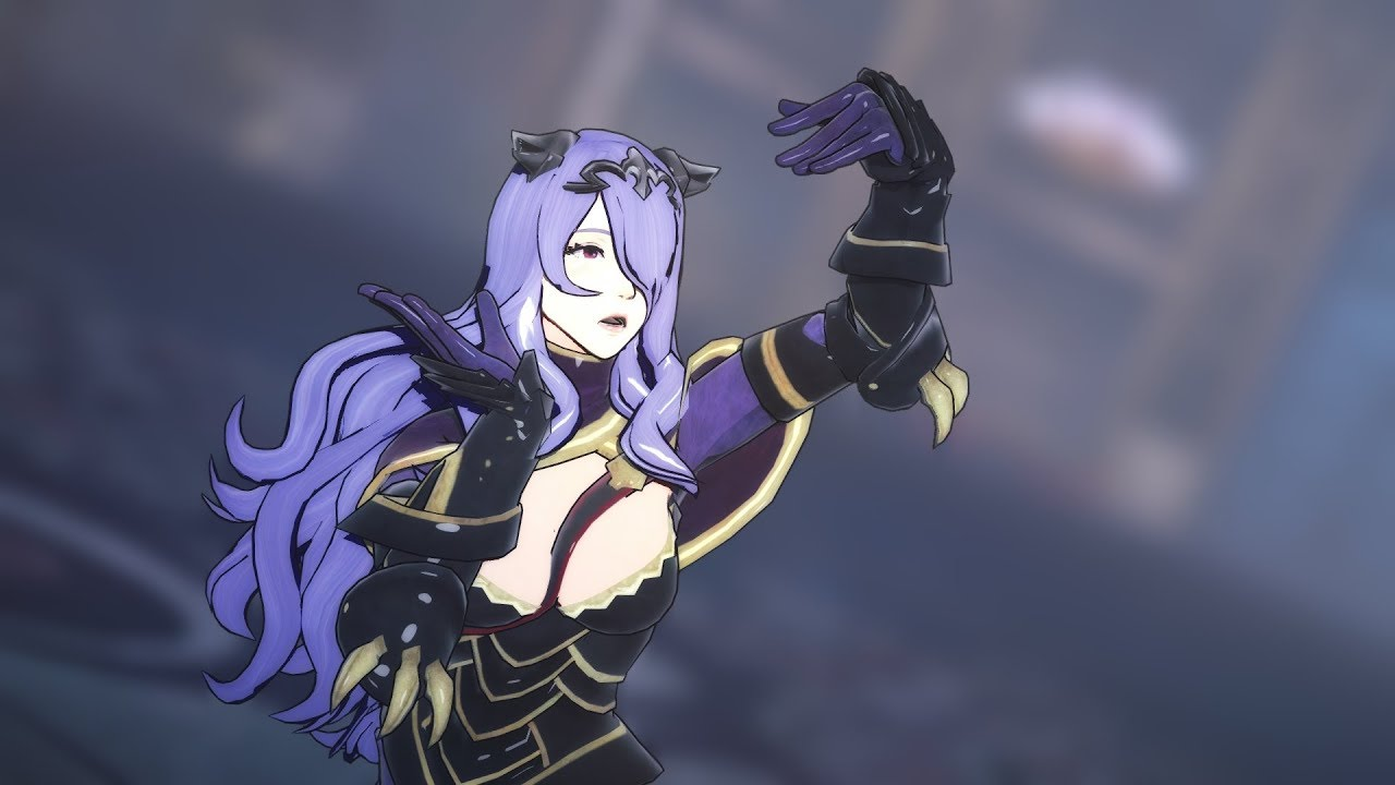 Camilla fire emblem hentai