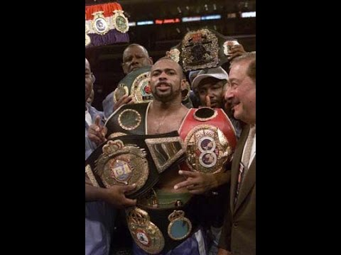 Roy Jones Jr Career Highlights - Can't Be Touched (2004)