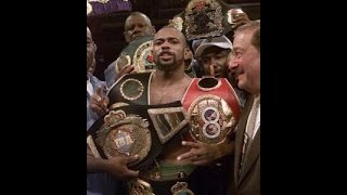 Roy Jones Jr Career Highlights - Can