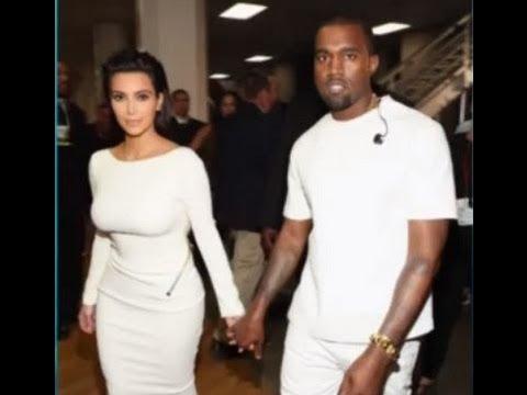 Kanye West White Dress About Kim Kardashian!?