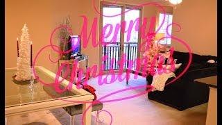 The Glam Apartment Tour: Christmas Home Decor Edition! Thumbnail