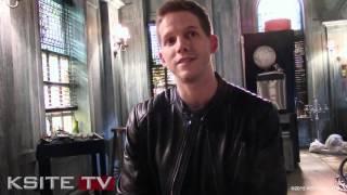 Minority Report on Set: Stark Sands Interview