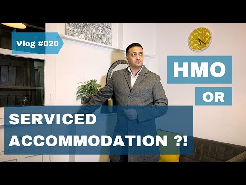 HMO property investment to Serviced Accommodation | Vlog #020