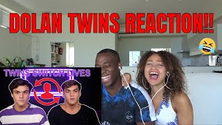 TWINS SWITCH LIVES FOR A DAY| DOLAN TWIN REACTION
