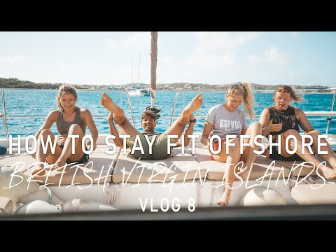 VLOG 8 - how to stay fit offshore