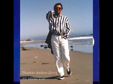 THOMAS ANDERS / BAD BOYS BLUE - All About You (retro version & originally)