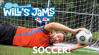 Soccer- Will's Jams (French Lyric Video)