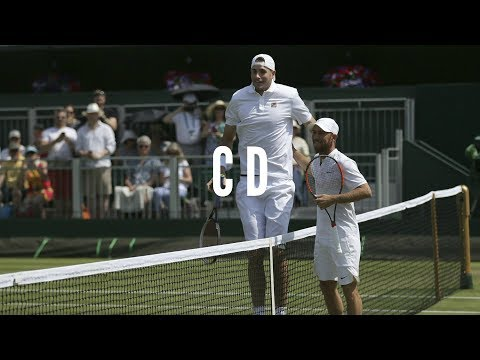ATP Tennis - TALL VS SHORT MATCHES [HD]