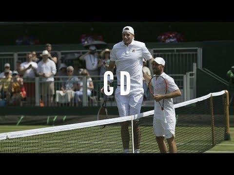 ATP Tennis - TALL VS SHORT MATCHES [HD]
