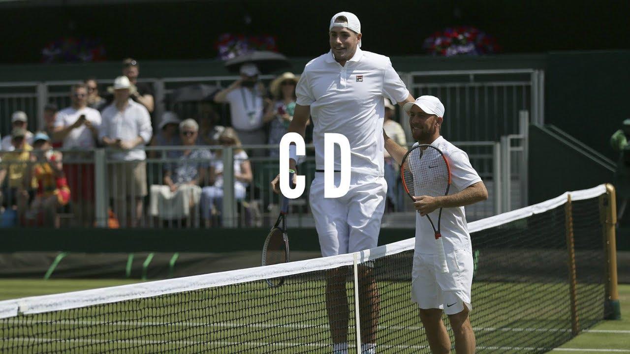 ATP Tennis - TALL VS SHORT MATCHES HD - YouTube
