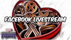 Captain Marvel Facebook Livestream Reaction! - Marvel Future Fight