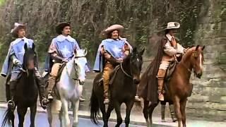 Скачать Песня Мушкетеров Пора порадуемся Song Of Three Musketeers 1978