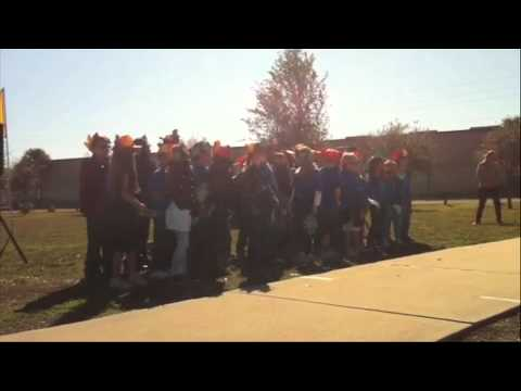 "Ketterlinus Elementary School second graders sing ""This Land Is Your Land"""