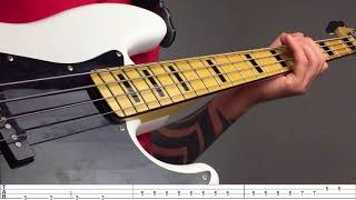 A million miles by Goldfinger - Bass Cover with Tabs