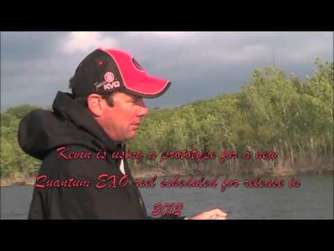 Kevin VanDam on Crankbait Reels