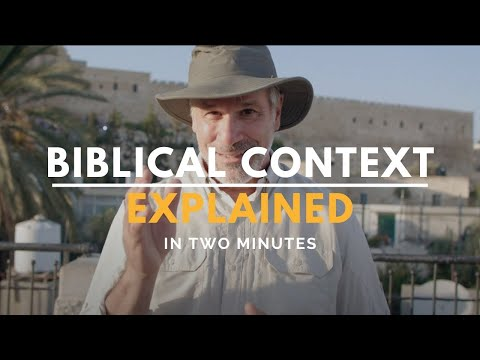 Jerusalem: A City Chosen By God | BONUS FEATURE | The Holy Land | Our Daily Bread