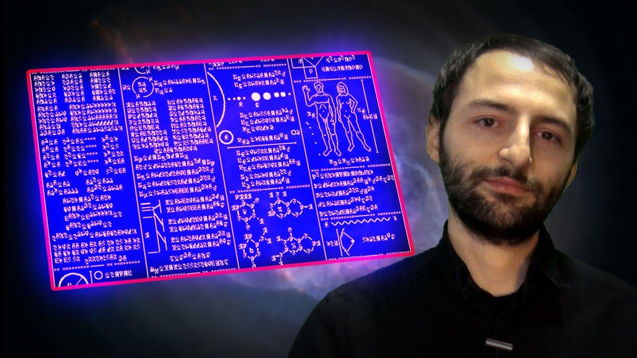 Astrónomo busca un MENSAJE CODIFICADO por un SER SUPERIOR en el fondo del universo