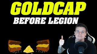 WoW: How To Get Goldcap Before Legion