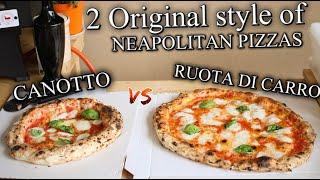 2 WAYS HOW TΟ MAKE AUTHENTIC NEAPOLITAN PIZZAS