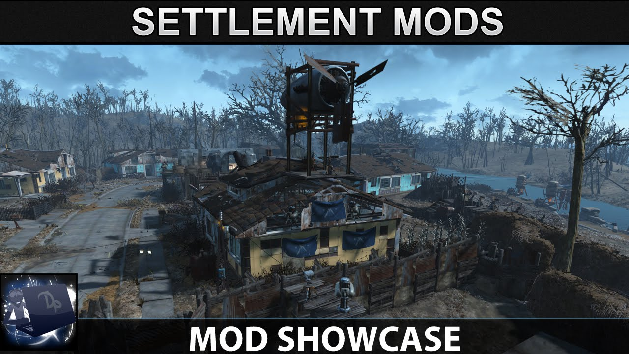 Mods for Fallout 4 Settlements