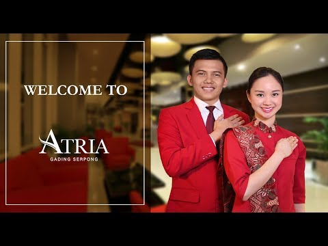 ATRIA HOTEL GADING SERPONG - A Premier Gathering Place In Tangerang