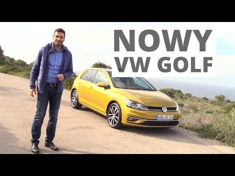 Volkswagen Golf, 2017 - pierwszy test AutoCentrum.pl #314