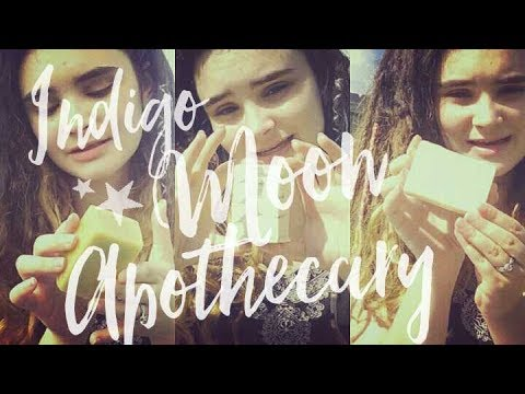 Indigo Moon Apothecary | Dreadlock Shampoo Review + Conditioner & Soap