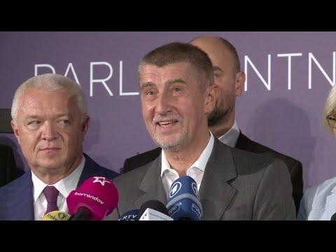 Candidato contra imigração e UE vence legislativas checas