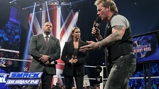 "Chris Jericho's ""Highlight Reel"" with special guests The Authority: SmackDown, November 14, 2014"