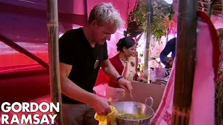 Gordon Ramsay Enters A Curry Cooking Competition | Gordon\'s Great Escape