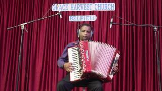 kaakkum karangal on Piano Accordion : Pr. G. Allan Roy