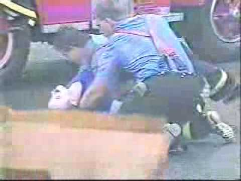 "Rescue 911 - Episode 504 - ""Firefighter Heart Attack"" (II)"