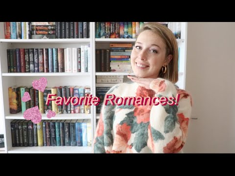 My Favorite Romance Books! (Romance Book Recs!)