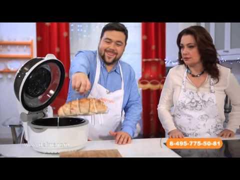 Мультипечь Samsung Smart Oven - YouTube